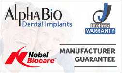 Alpha Bio Manufacturer Guarantee